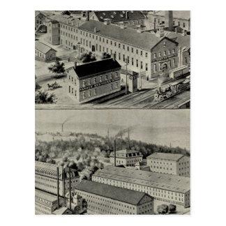 Blanquería de Norwich Tarjeta Postal