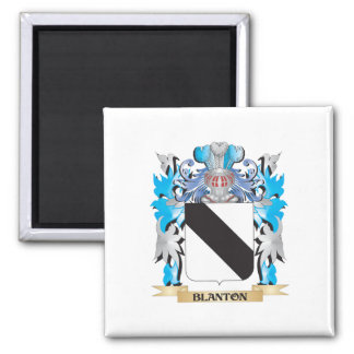Blanton Coat of Arms Magnet