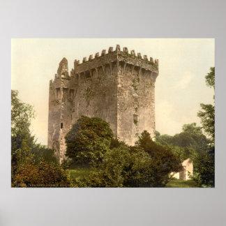 Blarney Castle, County Cork Poster