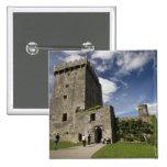 Blarney Castle, Ireland 2 Inch Square Button
