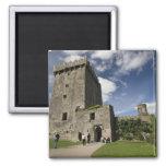 Blarney Castle, Ireland 2 Inch Square Magnet
