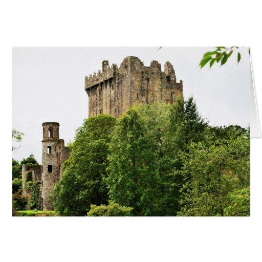 Blarney Castle, Ireland Greeting Cards