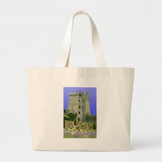 Blarney Castle Ireland Large Tote Bag