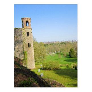 Blarney Castle - Ireland Postcard