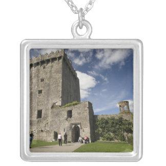 Blarney Castle, Ireland Silver Plated Necklace
