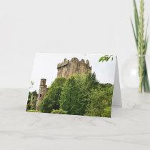 Blarney Castle, Ireland-St. Patrick's Day Card
