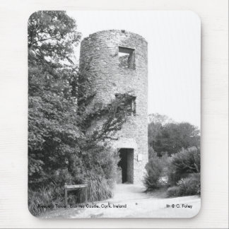 Blarney Castle Tower Mousemat Mouse Pad