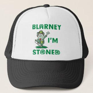 Blarney I'm Stoned Trucker Hat