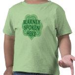 Blarney Spoken Here Tee Shirt Tees