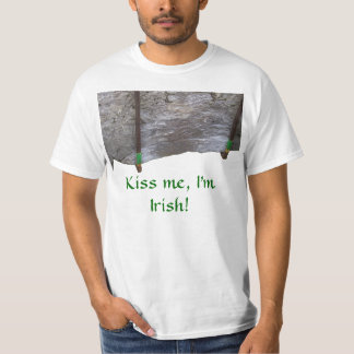 Blarney Stone - Kiss me, I'm Irish! Shirt