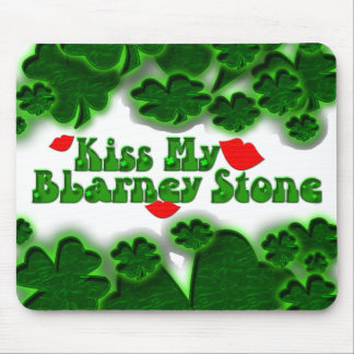 Blarney Stone Mouse Pad