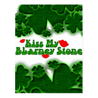 Blarney Stone Postcard