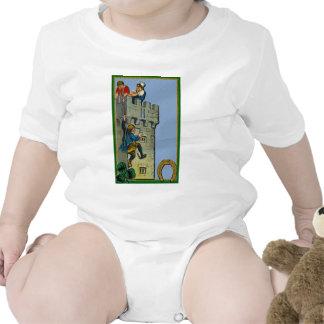 Blarney Stone St Patrick Day Baby Bodysuit