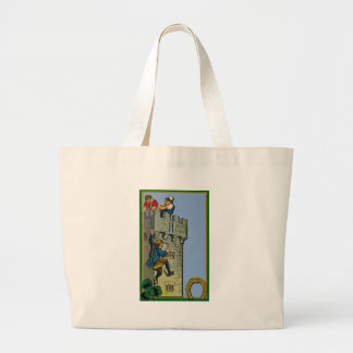 Blarney Stone St Patrick Day Tote Bags
