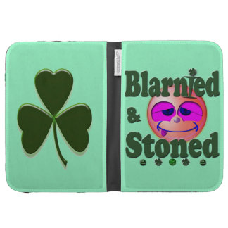 Blarnied and Stoned Case For Kindle