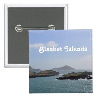 Blasket Islands Buttons