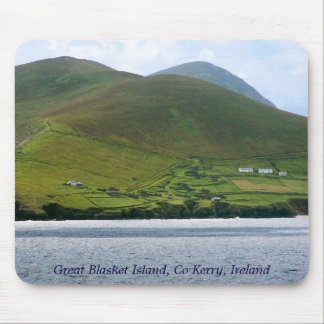 Blasket Village Mousepad