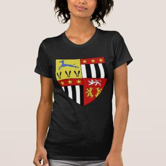 Blason Famille Hautefort de Lestrange Camisetas