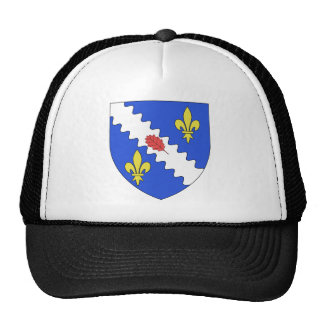 Blason Rouvroy-sur-Audry Hats