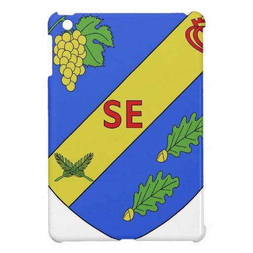 Blason Saint-Etienne-du-Bois iPad Mini Cover