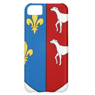 Blason ville fr Cazères (Haute-Garonne) iPhone 5C Cover