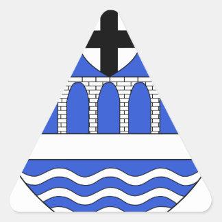 Blason ville fr La Bouexiere (Ille-et-Vilaine) Stickers