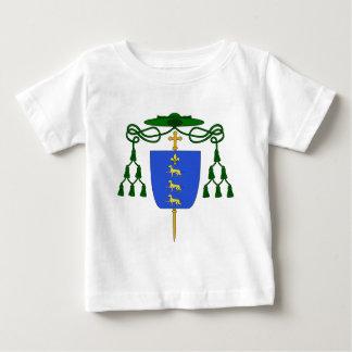 Blasoneveque fr Eustache du Lys (Nevers) Baby T-Shirt