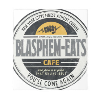 Blasphem-Eats Notepad
