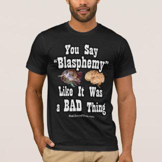 Blasphemy Basic American Apparel T-Shirt
