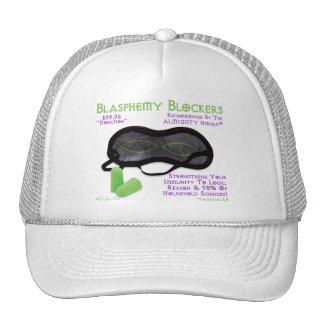 Blasphemy Blockers Trucker Hat