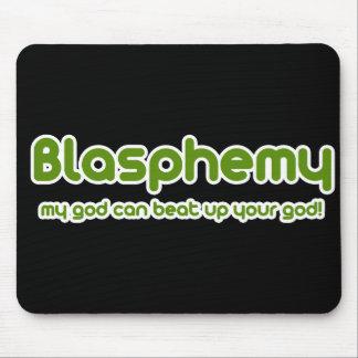 Blasphemy Day Mousepad