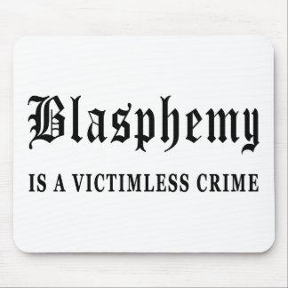 Blasphemy Mouse Pads