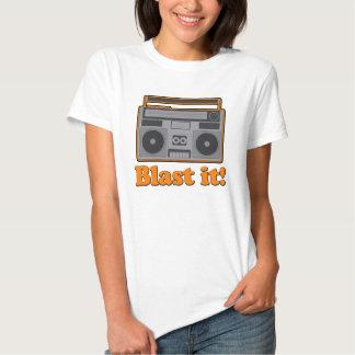 Blast it! t-shirts