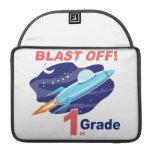 Blast Off 1st Grade MacBook Pro Sleeve