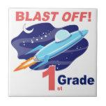 Blast Off 1st Grade Tiles