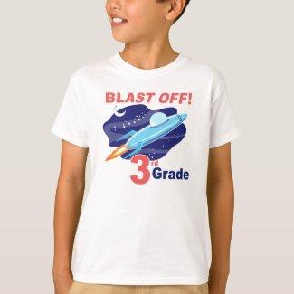 Blast Off 3rd Grade