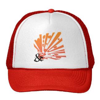 """""""Blast Off"""" by Carly winner 06.29.09 Trucker Hat"""