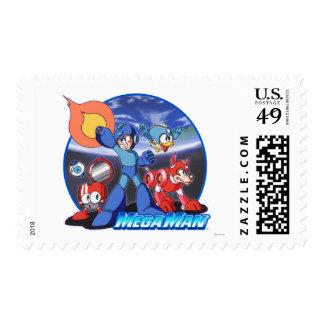 Blast! Postage Stamps