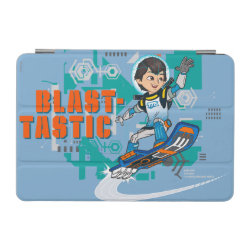 iPad mini Cover with Blast-tastic Miles Callisto design