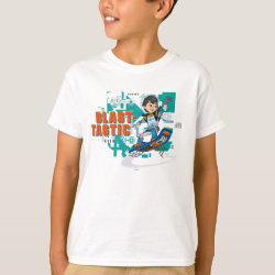 Kids' Hanes TAGLESS® T-Shirt with Blast-tastic Miles Callisto design