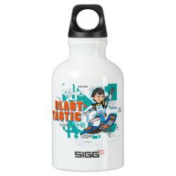 SIGG Traveller Water Bottle (0.6L) with Blast-tastic Miles Callisto design