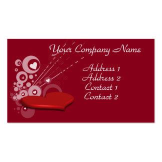 Blasting Love Business Card