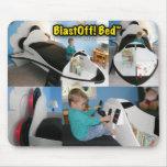 BlastOff! Bed™ Mouse Pad