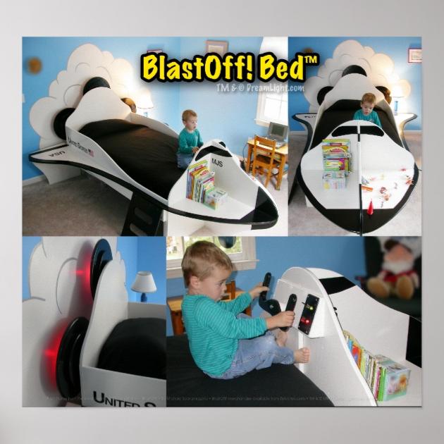 blastoff bed 3