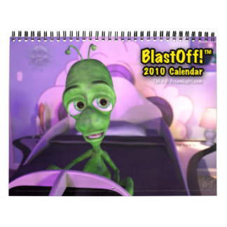 ¡BlastOff! Calendario