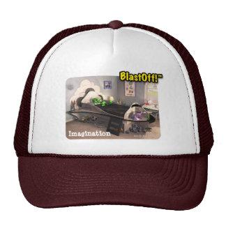 ¡BlastOff! El ™ juega el gorra