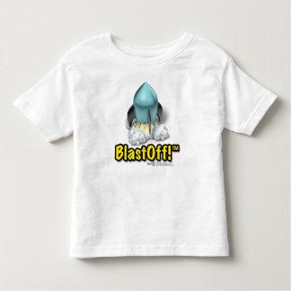 BlastOff! & SNUB Launcher Rocket Toddler T-Shirts