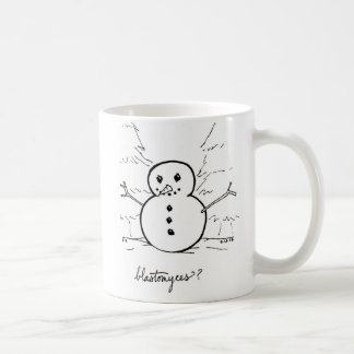 Blastomyces mug