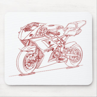 Blata Origami B1 Mouse Pads