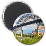 Blatnik Bridge Fridge Magnets